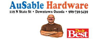 AuSable Hardware