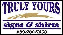Truly Yours Signs & Shirts